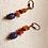 Thumbnail: Boucles d'oreilles lavande
