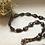 Thumbnail: Collier en perles de culture baroques et cristal métallisé
