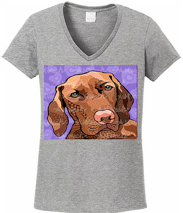 Dog Pop Art Shirts (Breeds S-Y), by April Minech