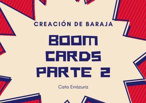 Boom Cards Parte 2