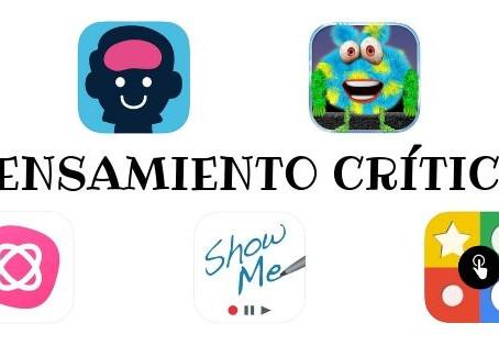 5 Apps para desarrollar el Pensamiento Crítico