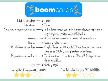 "Mis Favoritos para Monitorear Aprendizaje: ""Boom Cards"" - Parte I"
