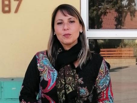 Café Tándem: Pilar Flores
