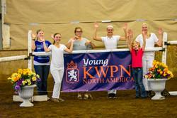 Kansas Keuring at Olympia Equine Ventures