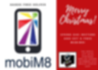 Spend $40 and receive a free MobiM8!