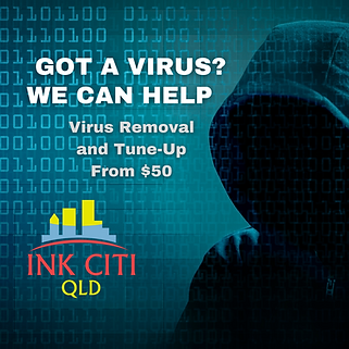 PC Virus Removal and Tune Up