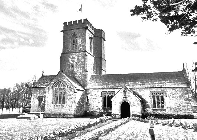 St Marys_Burton Bradstock_Sketch.jpg
