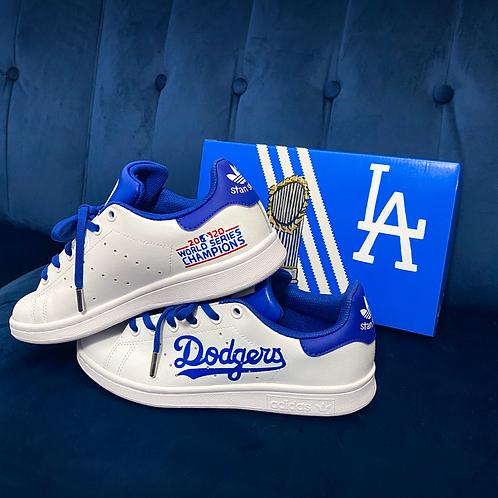 LA Dodgers  x Adidas Stan Smith's