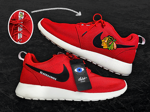 Chicago Blackhawks x Nike Roshe Run