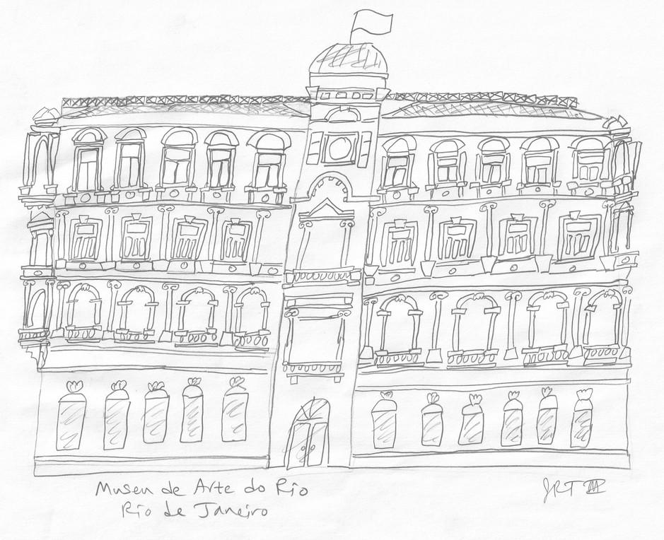 14. Museu de Arte do Rio
