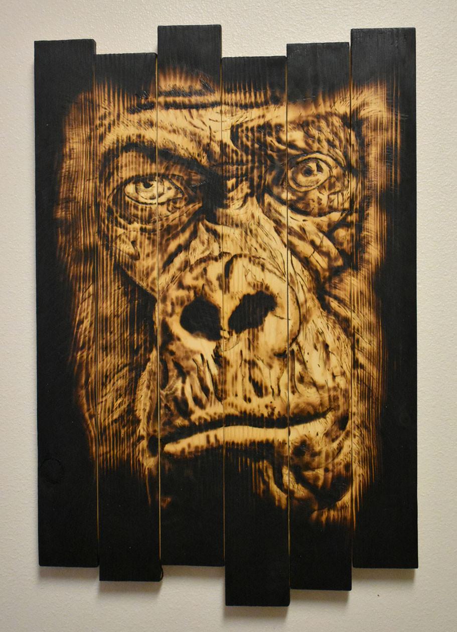 Extinction crisis_gorilla