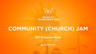 Sunday Community (Church) Jam