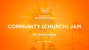 Sunday Community (Church) Jam