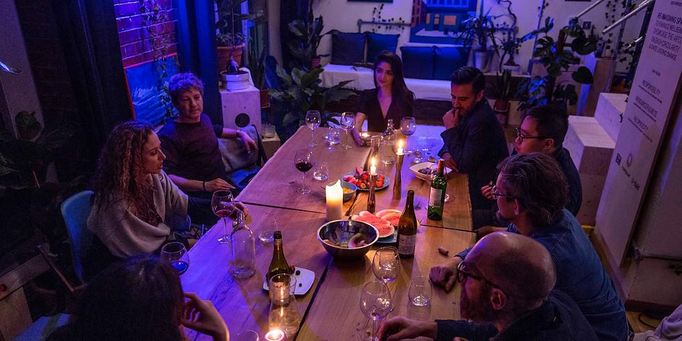 HOT TABLE Dinner : Wild Education