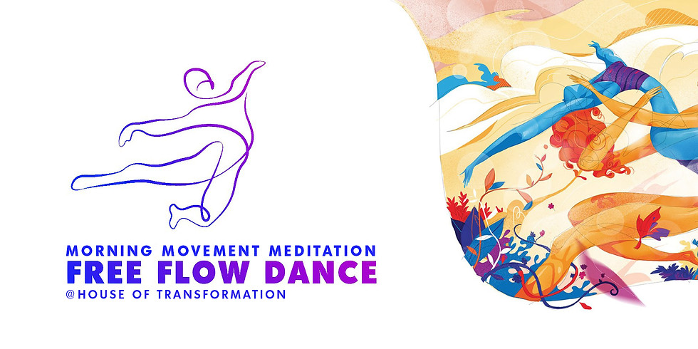 Monday Movement Meditation Dance