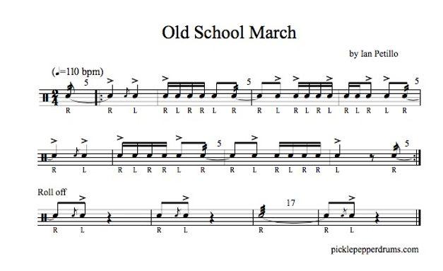 Old School March.jpg