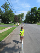 Ballston Spa Bicycle Demonstration Project
