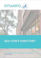 2021 NYSAMPO Staff Directory