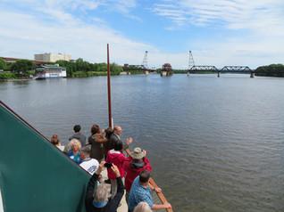 RLT Hudson River Event