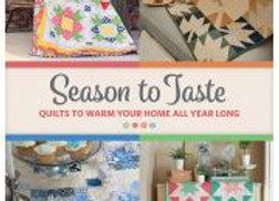 Season To Taste   Book