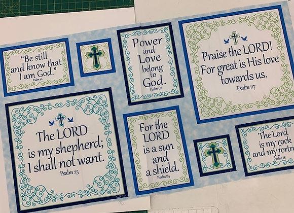 Psalms   Panel