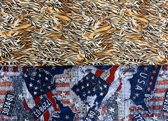 New Novelty from Timeless Treasures   Fabric