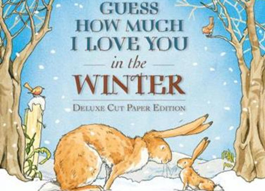 Guess How Much I Love You | Gift Book