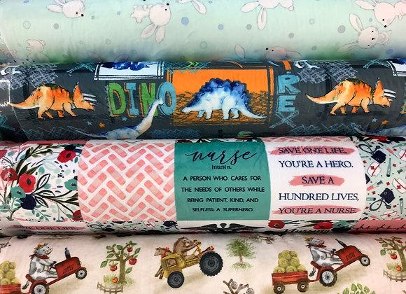 Shannon Digital Cuddle   Fabric