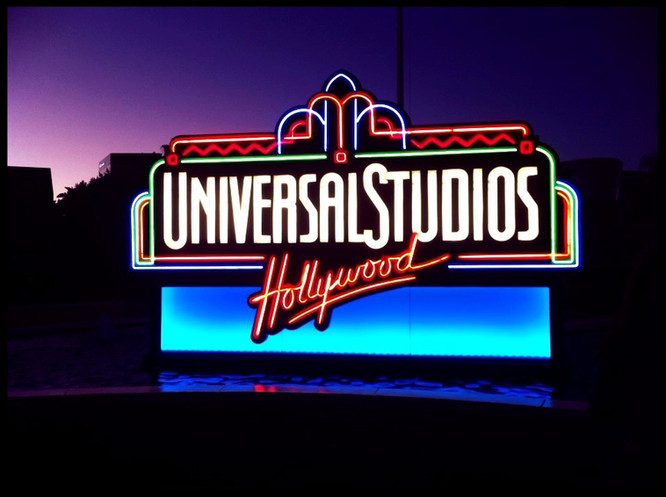 Universal Studios & The Playful Professionals