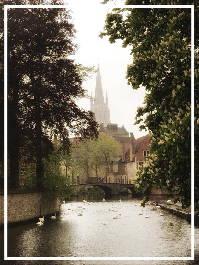Bruges, Lille, London and Life. Part 1.