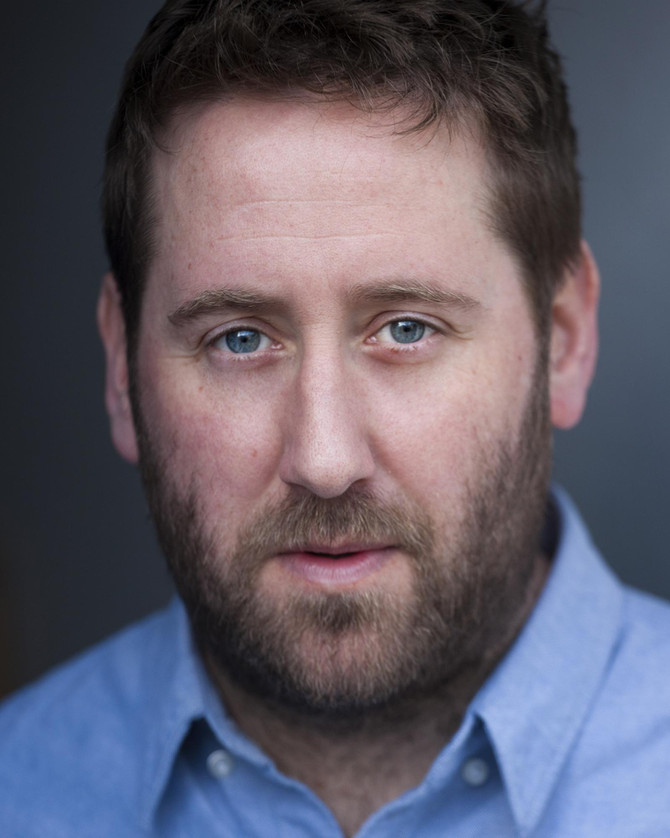 Conversations...with actor, Jim Howick