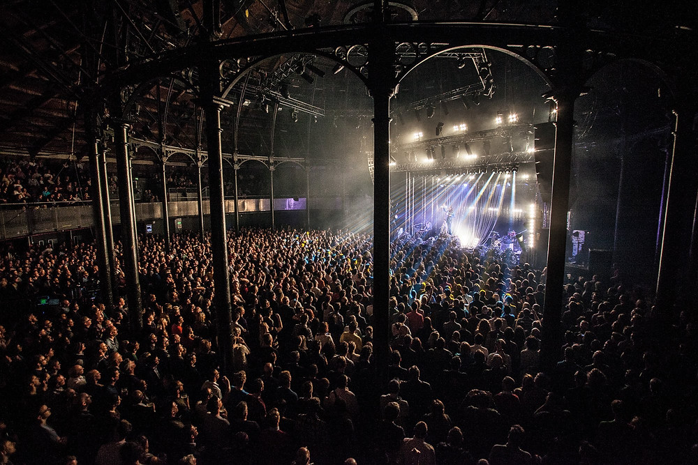 Roundhouse, Camden.