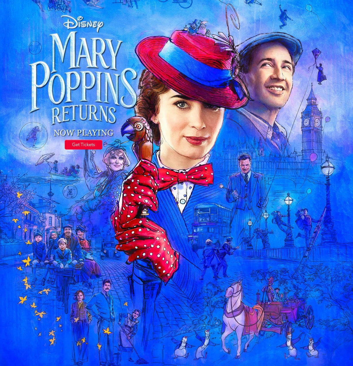 Mary Poppins, practically perfect!