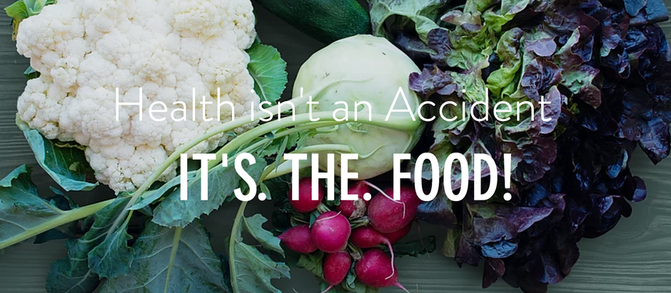 Health is not an Accident