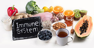 Health  food to boost immune system. Hgh