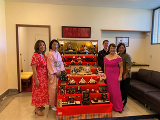 Consulate General of Japan in Honolulu Hosts JASH Hinamatsuri Celebration