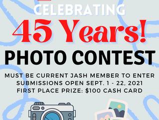 JASH Weekly Update 9/2: Happy JASH Anniversary Month!