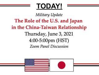 JASH Weekly Update 6/3: Military Update Webinar TODAY!