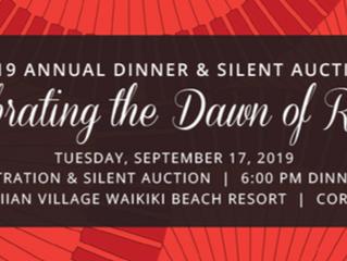 43rd Annual Dinner & Silent Auction