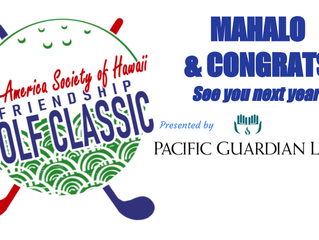 JASH Weekly Update 8/5: Mahalo for Supporting our July Events
