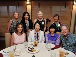 Tomodachi - Let's Talk Story Luncheon with Mrs. Misako Ito