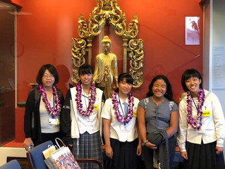 EPIC students visit Punahou and St. Louis