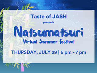 JASH Weekly Update 5/20: Natsumatsuri Returns in July!