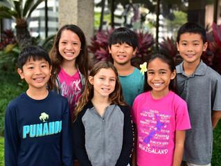 Introducing the 2019 JASH Junior Ambassadors to the APCC