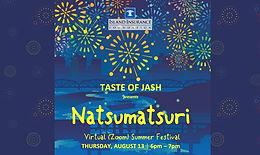 2020 JASH (Virtual) Natsumatsuri