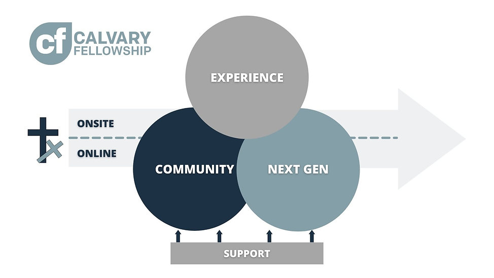COMMUNITY groups should strive to be & d