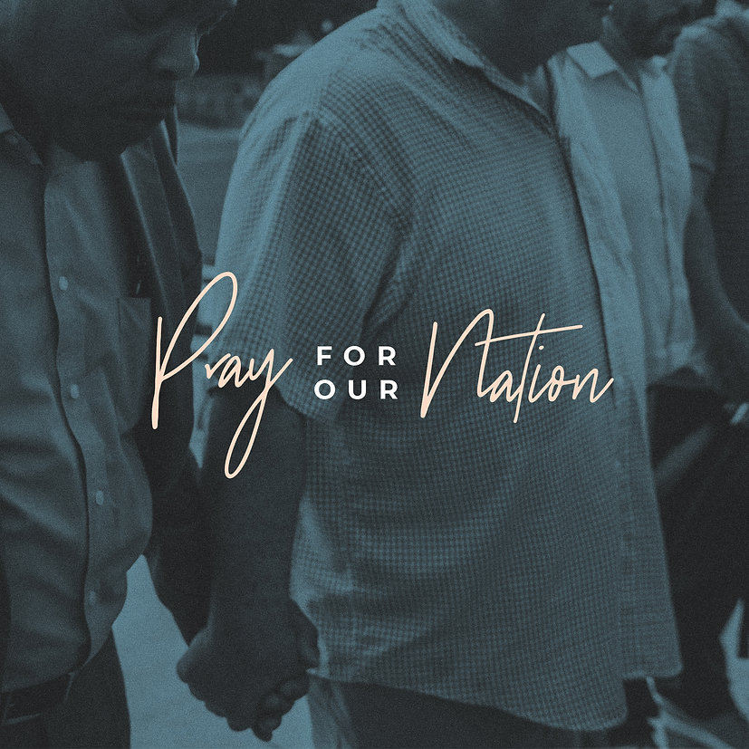 Pray For Our Nation Blue Prayer Group -