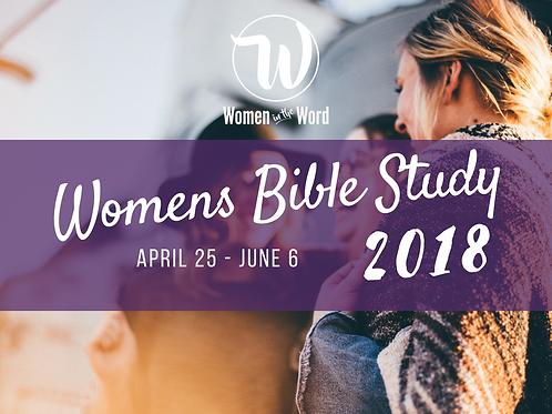 MORNING Spring Women's Bible Study