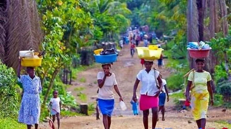 Beauty of Haiti
