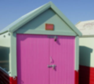 Beach hit in bright colours